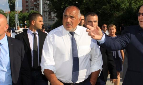 Борисов за Бузлуджа: Каква мощ? Да хапнат и пийнат, те обичат!