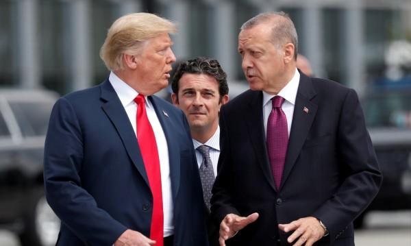 Eрдоган предупреждава: САЩ може да изгубят силен партньор
