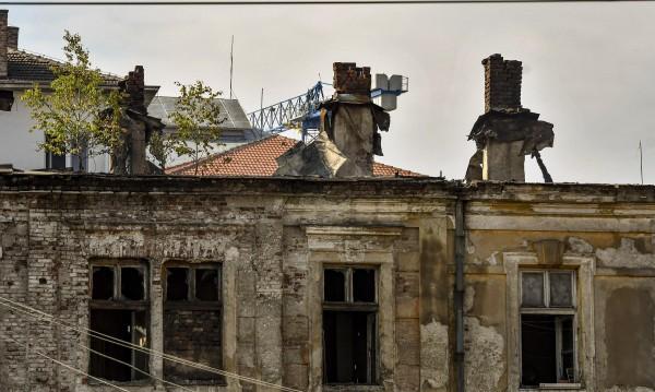 Общината: Изгорялата сграда да се възстанови в автентичен вид