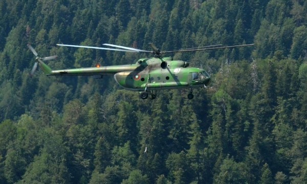 Ми-17 паднал на Крумово след загуба на рефлекси от пилотите