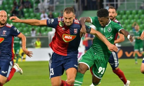 Унгарци изхвърлиха Лудогорец от Шампионската лига
