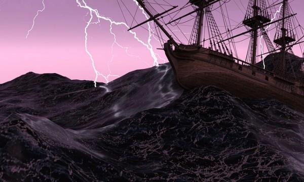 Загадка – разгадана! Бермудският триъгълник са... вълните