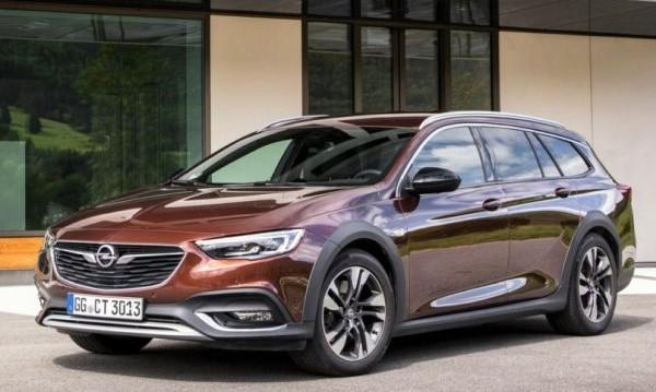 Opel Insignia получи нов и по-еко двитател