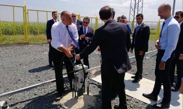 Борисов за тръбата с Турция: Другите се чудят, нашето работи!