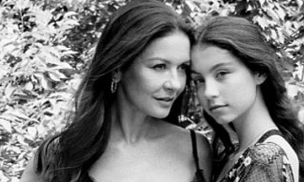 Дъщерята на Дъглас и Зита Джоунс: Подиграват ме!