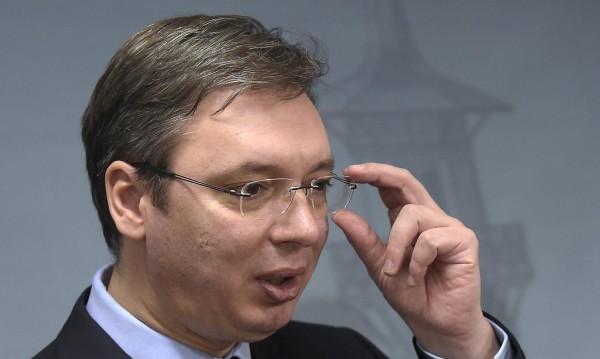 Вучич се зарече: Няма да допусна насилие над сърби в Косово!