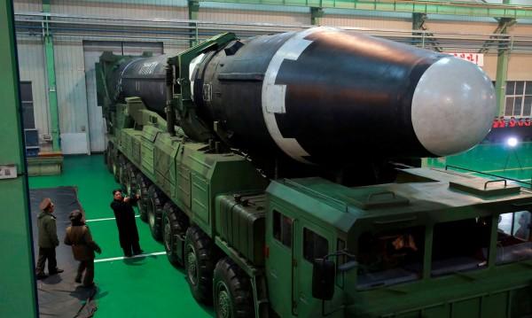 Секретно: КНДР не е прекратила ядрената си програма