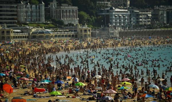 Жега в Южна и Централна Европа. Ще стигне ли 47 градуса?