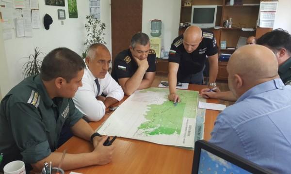 Борисов: Само ние сме неуязвими от бежанци, Европа да ни следва!