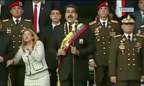 САЩ намесени в нападението срещу Мадуро? Отричат!