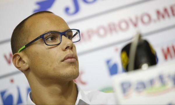 Антъни Иванов финишира осми на финала на бътерфлай