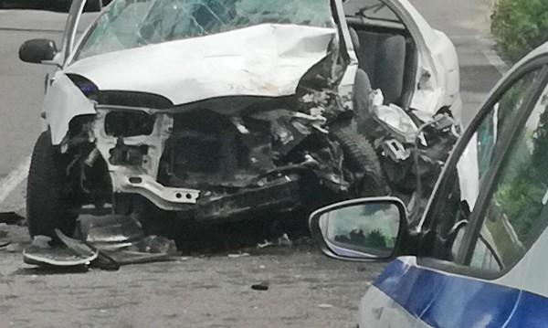 Жестока катастрофа край Кърджали отне живота на жена