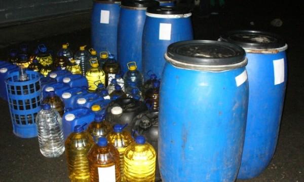 При проверка: Нелегален алкохол във Варнеско