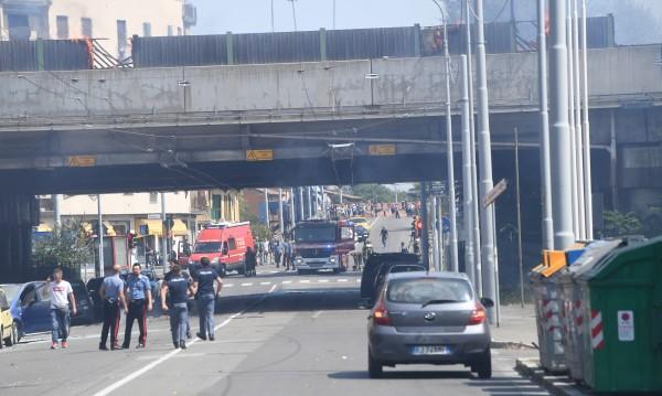 След взрива в Болоня: Децата са добре, възстановяват се!