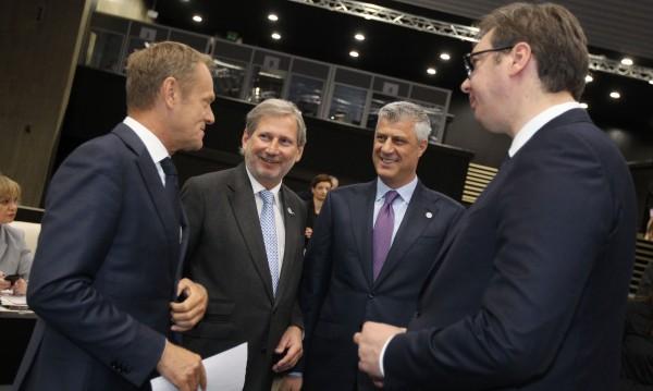 Сърбия, Косово... Задава ли се ново прекрояване на границите?