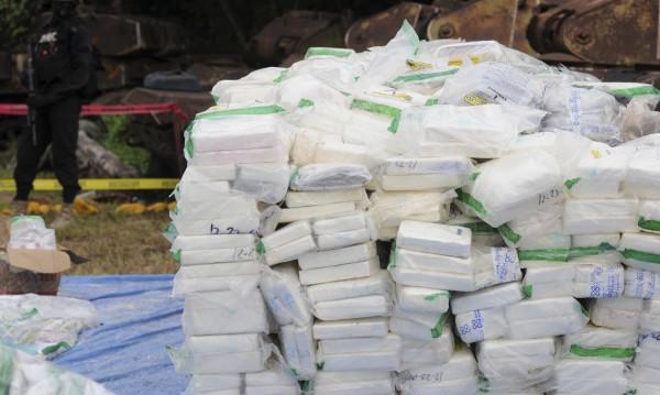 800 килограма кокаин заловиха в Турция