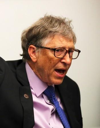 Бил Гейтс: Търговската война е страшна!
