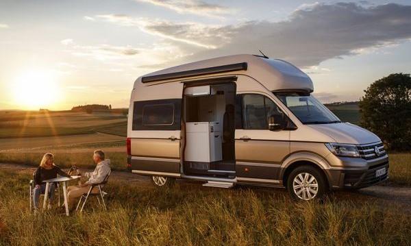 "Volkswagen показа мечтан ""дом на колела"""