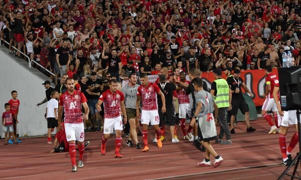 ЦСКА се бори храбро, но загуби от Копенхаген в София