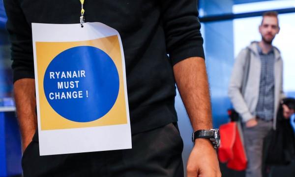 Стачката на Ryanair проваля 4 полета от и до България
