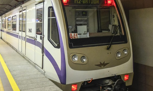 """Забравен багаж блокира метростанция """"Централна гара"""""""