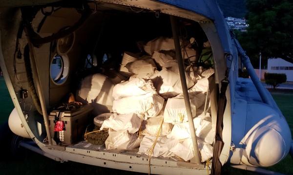 Откриха 2 т кокаин в кораб край Акапулко