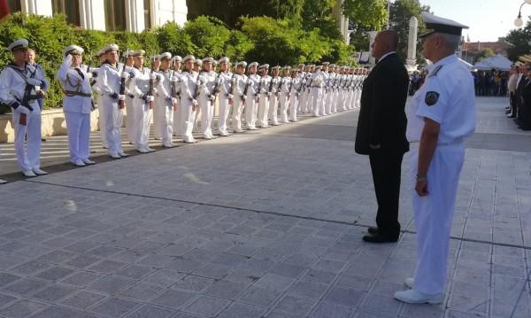 Борисов: Да не допускаме военни действия край Черно море