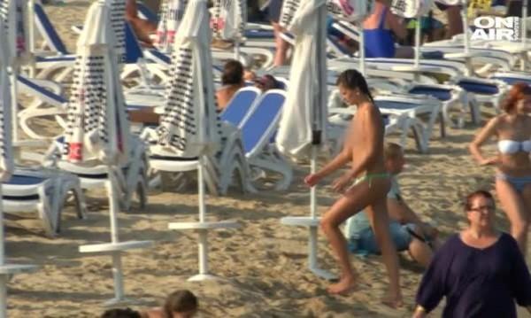 Българинът не търпи нудисти: Те се пекат на все по-закътани плажове