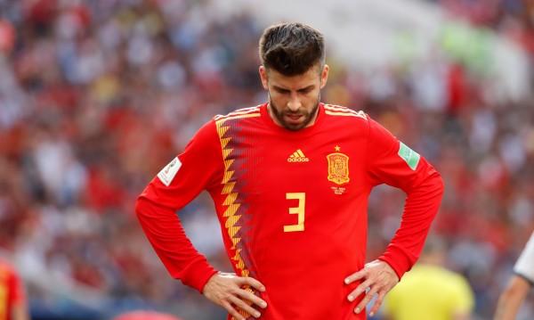 Пике повече няма да играе за Испания