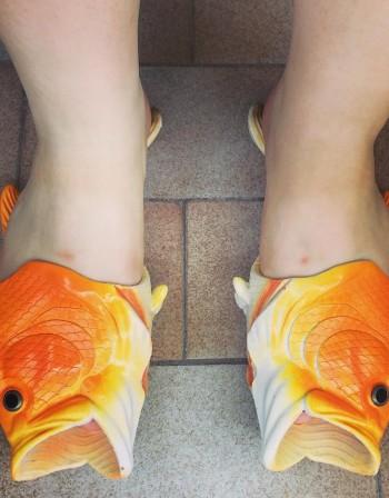 Джапанки като риби: Новата плажна тенденция!