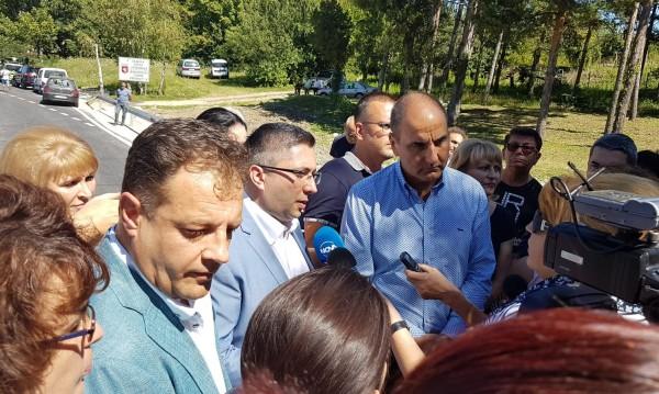 Цветанов срещу Радев: Играе опозиция, не му прави чест!
