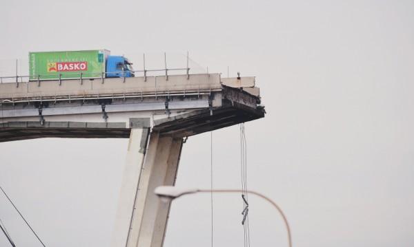 Рухналият мост в Генуа – провал на инженерството!