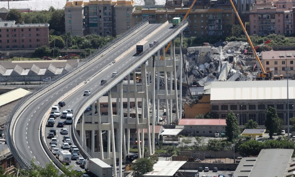 Траур в Италия в памет на жертвите на моста