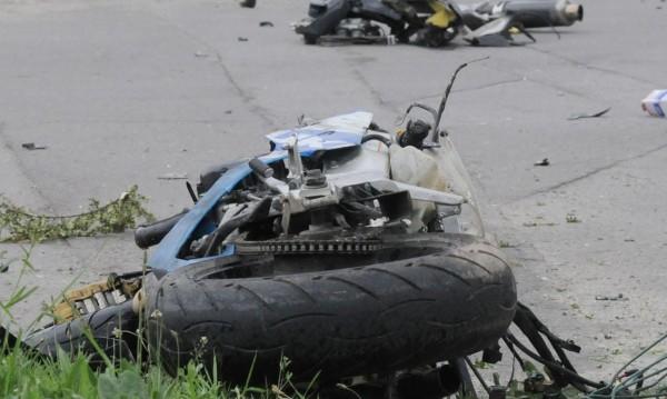 Мотоциклетист загина, изхвърчал от пътя