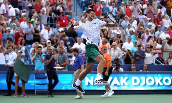 Джокович надви Федерер и е победителят в Синсинати