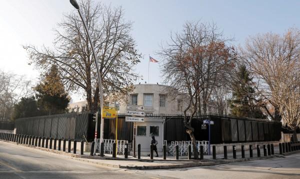 Инцидент в Анкара: Стреляха по американското посолство