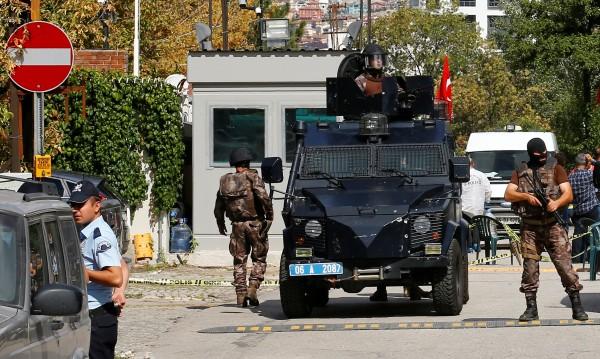 Турция пусна арестувана германска журналистка
