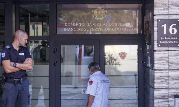 "Прокуратурата в КФН заради фалита на ""Олимпик"""