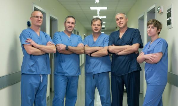 Мъж с шанс за живот след чернодробна трансплантация във ВМА