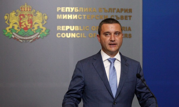 Горанов иска главата на зам.-шефката на КФН Ралица Агайн