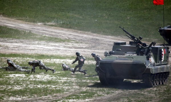 Руско-китайски учения: Върви се към военен съюз!