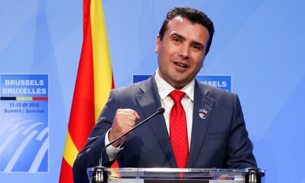 Зоран Заев: Македонският език ще е официален в ЕС!
