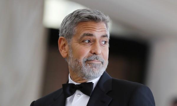 Джордж Клуни – най-високопатеният актьор в света