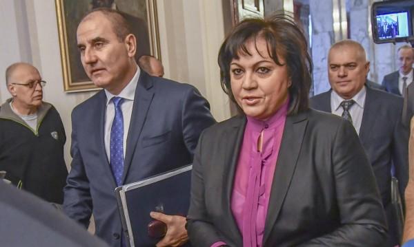 Цветанов към Нинова: Фактите говорят, популистите – мълчат