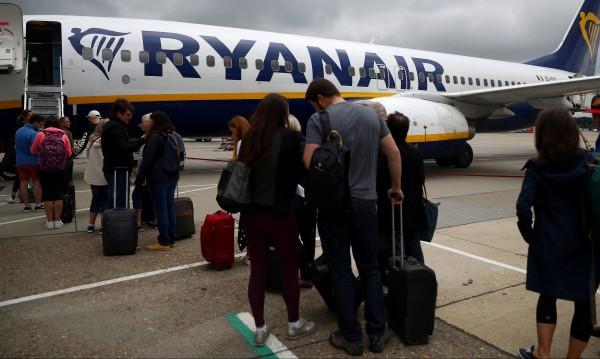 Нови правила в Ryanair: Две трети по-малко багаж