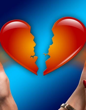 Приятелска двойка се разделя, какво да правите?