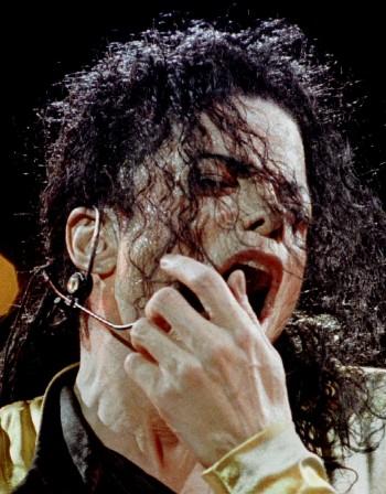 Три песни на Майкъл Джексън - ментета