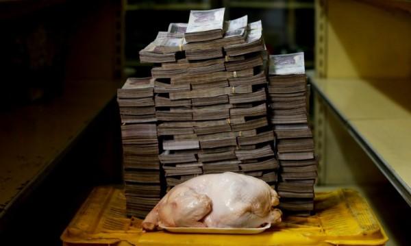 Няма месо, няма плодове…само инфлация 1 000 000 %