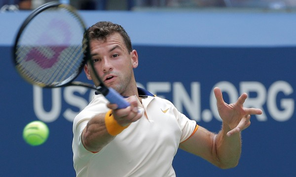 Гришо аут! Тенисистът ни отпадна още на старта на US Open