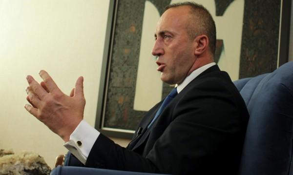 Харадинай: Косово си има граници, няма да се променят!